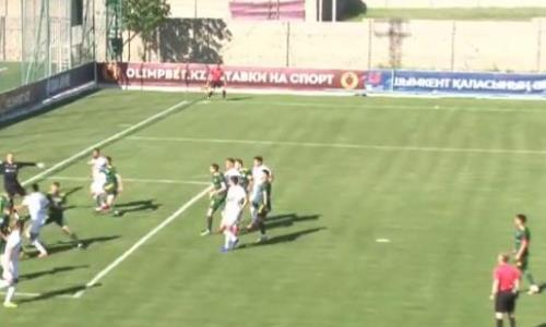 Видеообзор матча Премьер-Лиги «Ордабасы» — «Тобол» 1:1