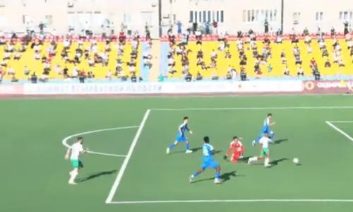 Видеообзор матча Премьер-Лиги «Атырау» — «Тараз» 1:0