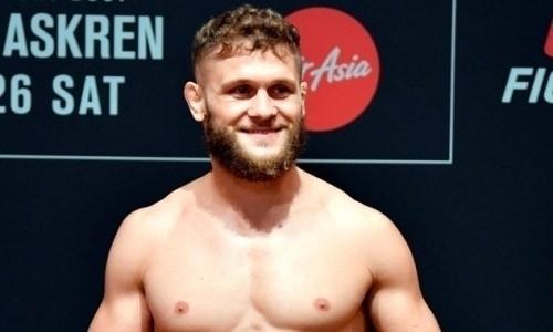 """«Наступила """"новая эра""""». Уроженец Казахстана из UFC прокомментировал ситуацию в легком дивизионе"""