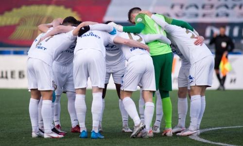 Европейский клуб казахстанца забил три гола, но не смог удержать победу
