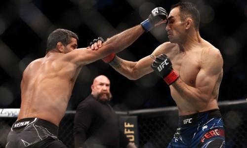 Тони Фергюсон — Бенейл Дариуш: видео полного боя на UFC 262 в формате HD
