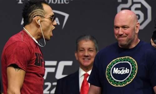 Президент UFC назвал причину третьего поражения Фергюсона кряду и прояснил его будущее
