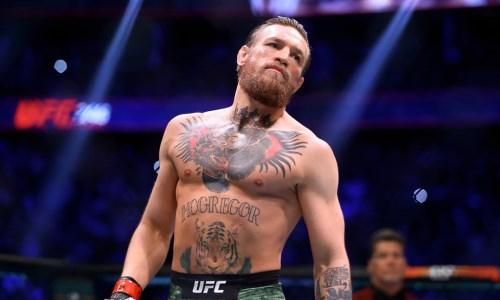 Макгрегор отреагировал на победу Оливейры в бою за титул чемпиона UFC с Чендлером