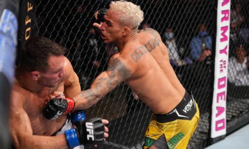 «Раз ты такой крутой». Новый чемпион UFC в весе Хабиба ответил на выпад Макгрегора