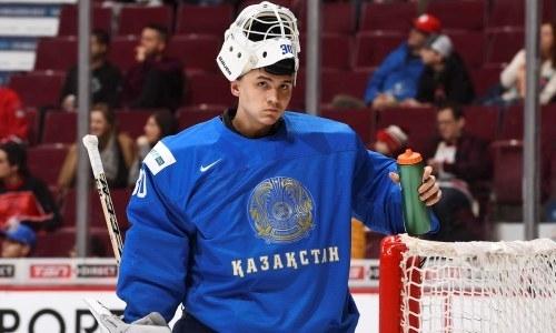 Новый вратарь прибыл в сборную Казахстана после «побега» Карлссона. Видео