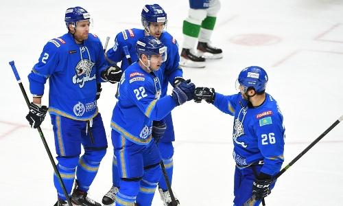 КХЛ подвела итог очередного дня трансферов с переходом хоккеиста «Барыса»