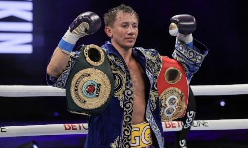 Геннадий Головкин обошел Мухаммеда Али в рейтинге лучших боксеров всех времен