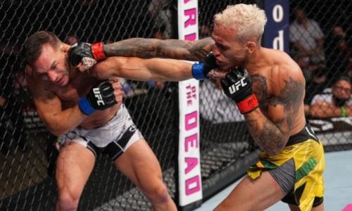 Появилось видео лучших моментов UFC 262 с главным боем Оливейра — Чендлер