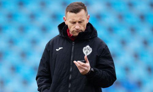 «Это детские ошибки». Наставник Зайнутдинова остался недоволен командой в матче РПЛ против «Динамо»