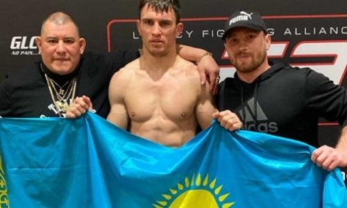 Прямая трансляция титульного боя казахстанца Веретенникова на турнире Fury FC 46