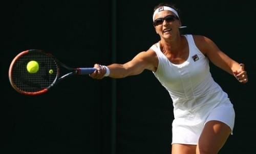 Известная казахстанская теннисистка отыграла 232 позиции в рейтинге WTA