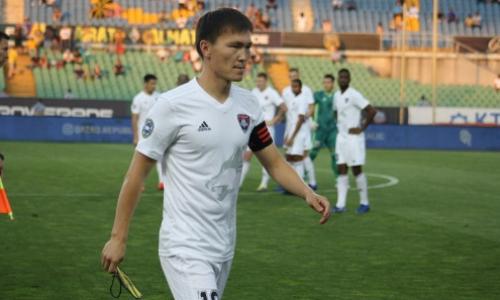 Полузащитник «Кайсара» вошел в в ТОП-9 рекордсменов своего клуба