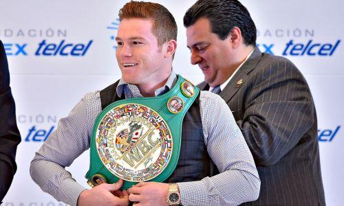 «Канело» заручился поддержкой WBC после неприятной ситуации с Головкиным