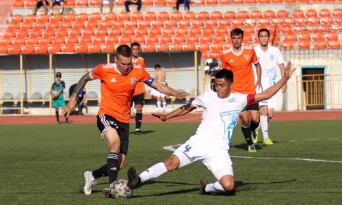 «Шахтер-Булат» одержал первую победу в Первой лиге за последние 23 матча