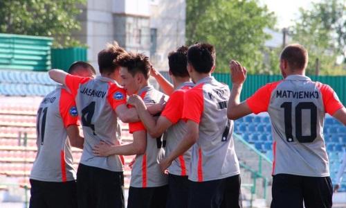 «Экибастуз» оформил первую победу в сезоне Первой лиги