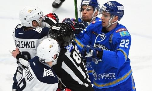 Трансфер хоккеиста «Барыса» в «Металлург» был изначально обречен на провал. В КХЛ объяснили почему