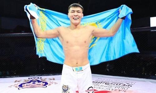 Казахстанский файтер без поражений сразится с непобежденным европейцем в со-главном событии турнира Brave CF