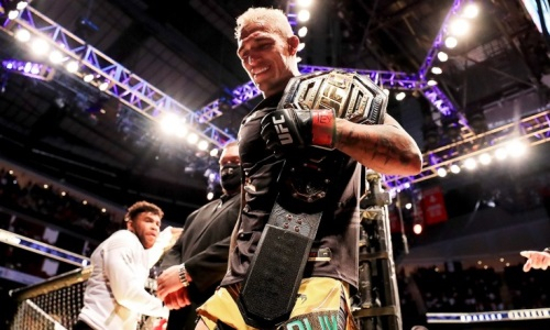 Стали известны гонорары Оливейры, Чендлера и Фергюсона на UFC 262