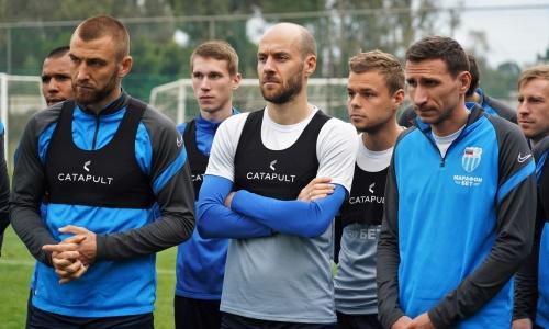 «Ротор» с казахстанскими футболистами объявил планы на лето