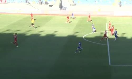 Видеообзор матча Премьер-Лиги «Туран» — «Акжайык» 0:2