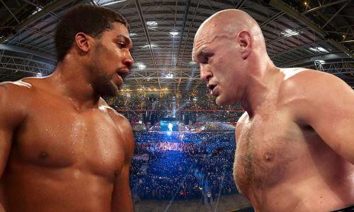 «Игра изменилась» Хирн назвал возможного соперника для Джошуа в случае срыва боя с Фьюри