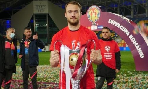Бесплатно ушедший из «Астаны» игрок стал чемпионом Румынии