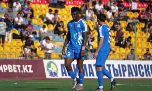 «Пока у них инцидент был». Али Суюмагомбетов озвучил исход матча «Тараз» — «Жетысу»