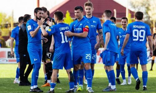 Российский клуб футболиста сборной Казахстана объявил планы на лето