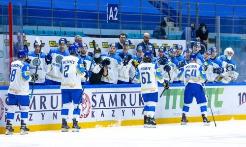 «Уровня НХЛ». Главный тренер сборной Италии оценил силу команды Казахстана и дал расклад по группе на ЧМ-2021