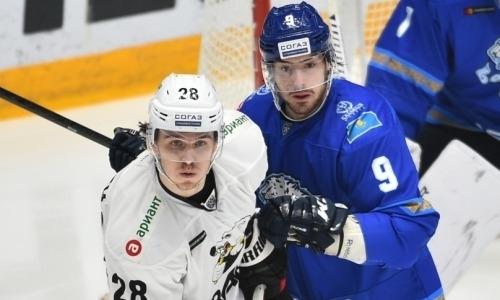 Обнародована зарплата хоккеиста сборной Казахстана после его ухода из «Барыса»