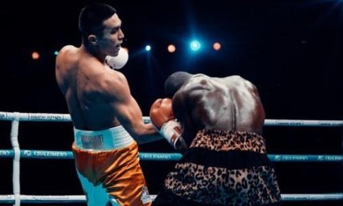 «Ничего сверхъестественного». У казахстанского боксера не обнаружено «супероружия»