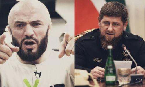 Магомед Исмаилов ответил Рамзану Кадырову, назвавшему его проектом АСА. Видео