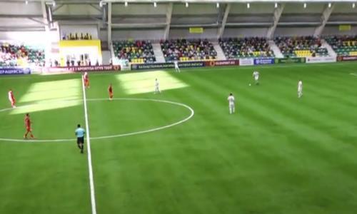 Видеообзор матча Премьер-Лиги «Тобол» — «Кызыл-Жар СК» 2:0