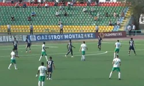 Видеообзор матча Премьер-Лиги «Атырау» — «Ордабасы» 0:0