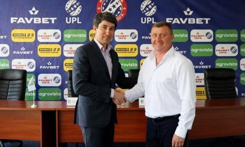 Чемпион Казахстана возглавил клуб Украинской Премьер-Лиги