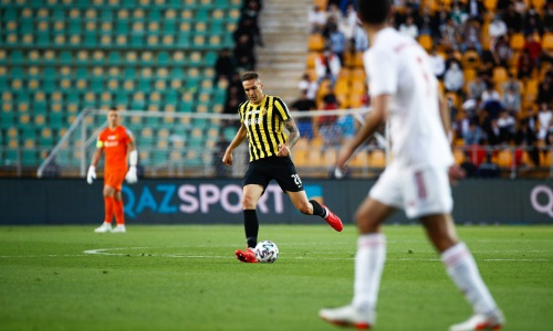«Кайрат» лишился одного из своих лидеров на матч с «Астаной»