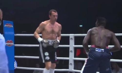 Российский боксер стал чемпионом WBO на вечере бокса с тремя казахстанцами