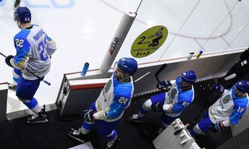 Сборная Казахстана представила итоговую заявку на ЧМ-2021 по хоккею