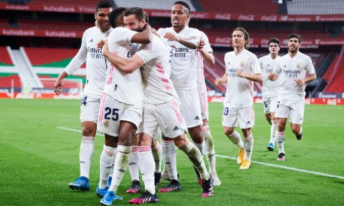 Прямая трансляция матча Ла Лиги «Реал Мадрид» — «Вильярреал»