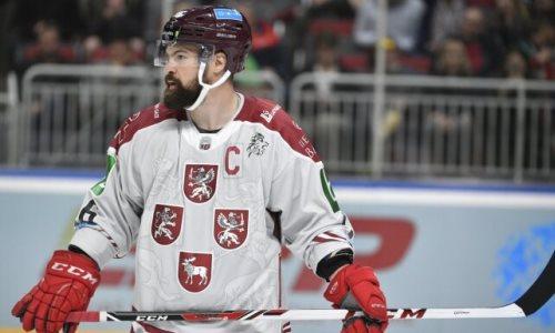 Сборная Латвии выбрала капитана и его ассистентов перед матчами с Канадой и Казахстаном на ЧМ-2021
