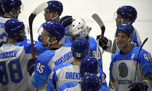 Сборная Казахстана узнала свое место в «рейтинге силы» от IIHF на чемпионате мира