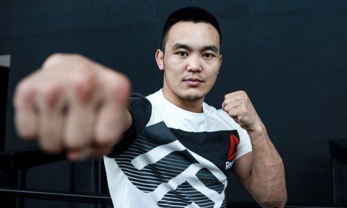 «Ему просто не повезло». Соперник казахского файтера высказался о предстоящем поединке в UFC