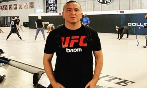 Эксперт оценил шансы казахстанских бойцов на первое чемпионство в UFC и назвал сроки
