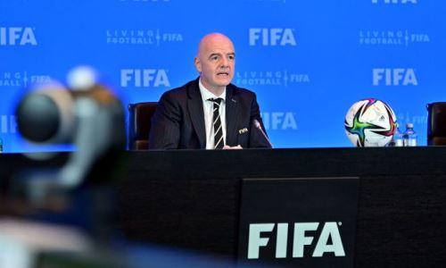 Шанс для Казахстана? ФИФА рассмотрит возможность проведения чемпионатов мира раз в два года