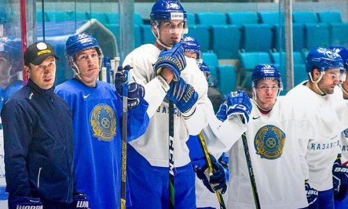 Найден плюс сборной Казахстана перед матчем с Латвией на чемпионате мира-2021