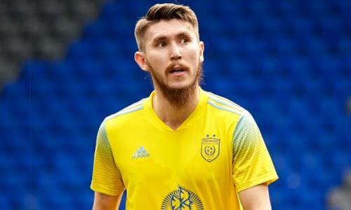 «Астана» сделала заявление по Абату Аймбетову перед матчем КПЛ с «Кайратом»