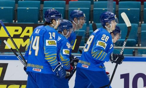 «Привет из Риги». «Барыс» показал фото натурализованных хоккеистов сборной Казахстана