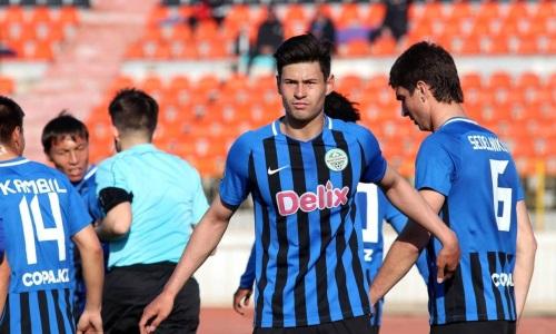 «Мактаарал» переиграл «Аксу» и отправился в групповой этап Кубка Казахстана