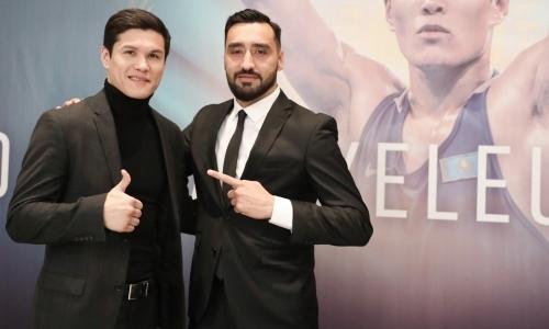 Менеджер Елеусинова и Дычко оценил стиль бокса экс-чемпиона мира