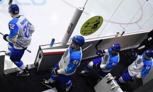 Сборная Казахстана назвала состав на матч чемпионата мира с Латвией
